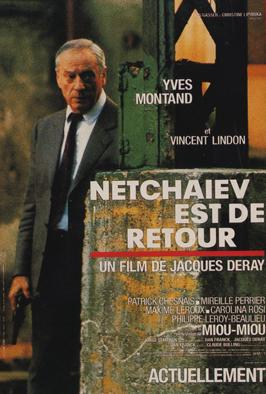 Netcha�ev est de retour - 11 x 17 Movie Poster - French Style A