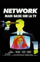 Network - 11 x 17 Movie Poster - French Style A
