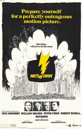 Network - 11 x 17 Movie Poster - Style A