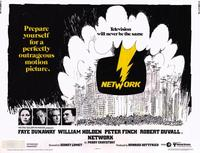 Network - 11 x 14 Movie Poster - Style A