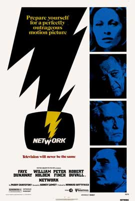 Network - 27 x 40 Movie Poster - Style A