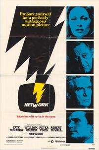 Network - 43 x 62 Movie Poster - Bus Shelter Style B