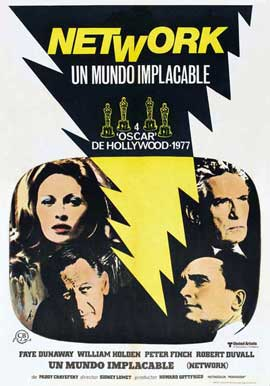 Network - 27 x 40 Movie Poster - Spanish Style A