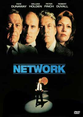 Network - 11 x 17 Movie Poster - Style F