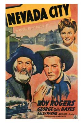 Nevada City - 27 x 40 Movie Poster - Style A