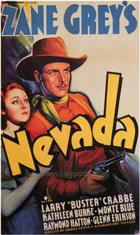 Nevada - 27 x 40 Movie Poster - Style A