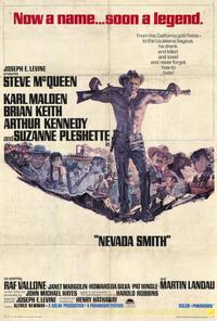 Nevada Smith - 27 x 40 Movie Poster - Style A