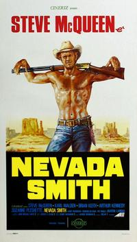 Nevada Smith - 11 x 17 Movie Poster - Italian Style E
