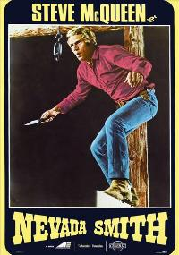 Nevada Smith - 11 x 17 Movie Poster - Italian Style B