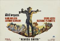 Nevada Smith - 11 x 17 Movie Poster - Belgian Style A