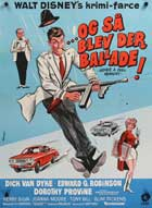 Never a Dull Moment - 27 x 40 Movie Poster - Danish Style A