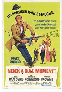 Never a Dull Moment - 27 x 40 Movie Poster - Style B