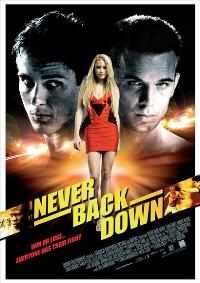 Never Back Down - 27 x 40 Movie Poster - Norwegian Style A