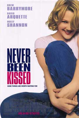 Never Been Kissed - 27 x 40 Movie Poster - Style A