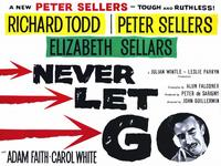 Never Let Go - 11 x 14 Movie Poster - Style A