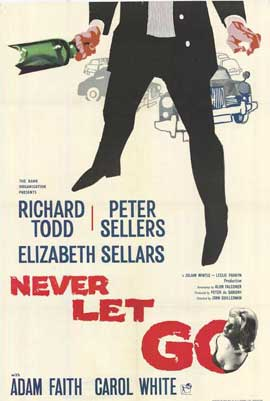 Never Let Go - 27 x 40 Movie Poster - Style A