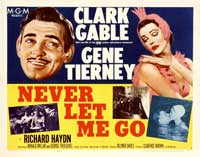 Never Let Me Go - 22 x 28 Movie Poster - Half Sheet Style A