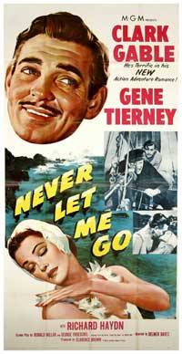 Never Let Me Go - 20 x 40 Movie Poster - Style A