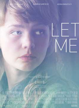 Never Let Me Go - 27 x 40 Movie Poster - Style C