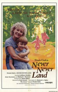 Never Never Land - 11 x 17 Movie Poster - Style A