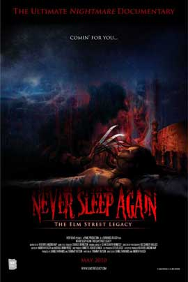 Never Sleep Again: The Elm Street Legacy - 27 x 40 Movie Poster - Style B