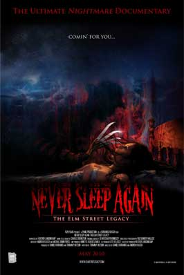 Never Sleep Again: The Elm Street Legacy - 43 x 62 Movie Poster - Bus Shelter Style A