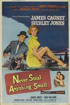 Never Steal Anything Small - 11 x 17 Movie Poster - Style B