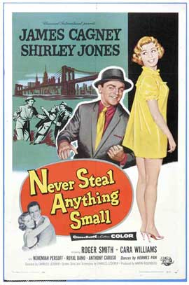 Never Steal Anything Small - 27 x 40 Movie Poster - Style A