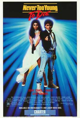 Never Too Young to Die - 27 x 40 Movie Poster - Style A