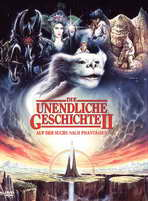 NeverEnding Story 2: The Next Chapter - 27 x 40 Movie Poster - German Style A