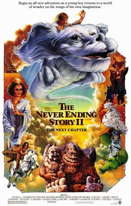 NeverEnding Story 2: The Next Chapter - 11 x 17 Movie Poster - Style A