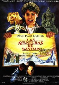 The NeverEnding Story 3: Escape from Fantasia - 11 x 17 Movie Poster - Spanish Style A