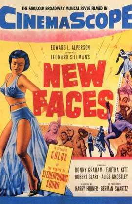New Faces - 11 x 17 Movie Poster - Style A