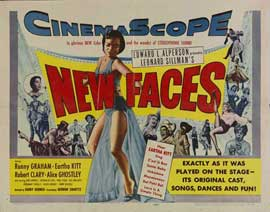 New Faces - 22 x 28 Movie Poster - Half Sheet Style A