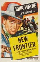 New Frontier - 11 x 17 Movie Poster - Style D