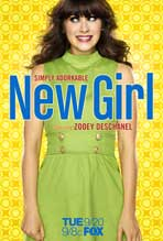 New Girl - 27 x 40 TV Poster - Style E