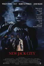 New Jack City - 11 x 17 Movie Poster - Style A