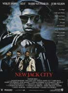 New Jack City - 11 x 17 Movie Poster - French Style A