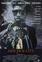 New Jack City - 43 x 62 Movie Poster - Spanish Style A