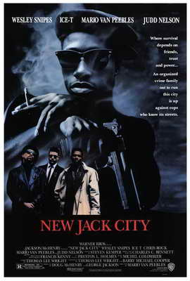 New Jack City - 27 x 40 Movie Poster - Style A