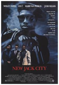 New Jack City - 43 x 62 Movie Poster - Bus Shelter Style A