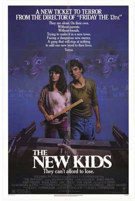 The New Kids - 11 x 17 Movie Poster - Style A