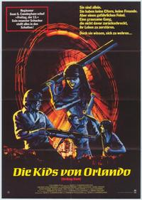 The New Kids - 27 x 40 Movie Poster - German Style A