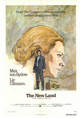 The New Land - 11 x 17 Movie Poster - Style A