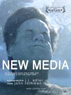 New Media - 11 x 17 Movie Poster - Style A