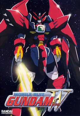New Mobile Report Gundam W (TV) - 11 x 17 TV Poster - Style A
