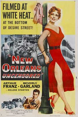 New Orleans Uncensored - 11 x 17 Movie Poster - Style A