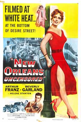 New Orleans Uncensored - 27 x 40 Movie Poster - Style A