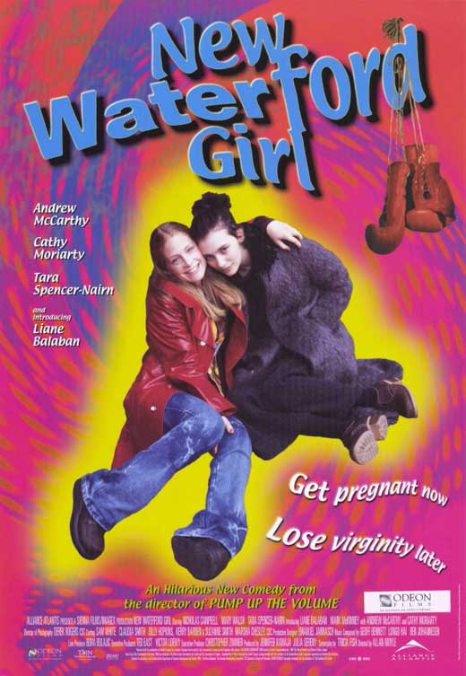 waterford girls New waterford girl - a gifted teenager, dreaming of life beyond her small town, becomes inspired when a 15-year-old girl from new york moves in next door.