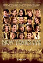 New Year's Eve - 11 x 17 Movie Poster - UK Style A